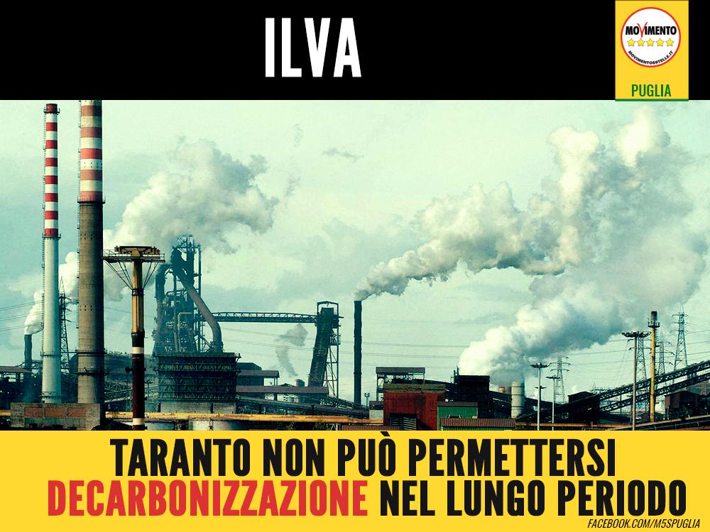 Ilva-decarbonizzazione