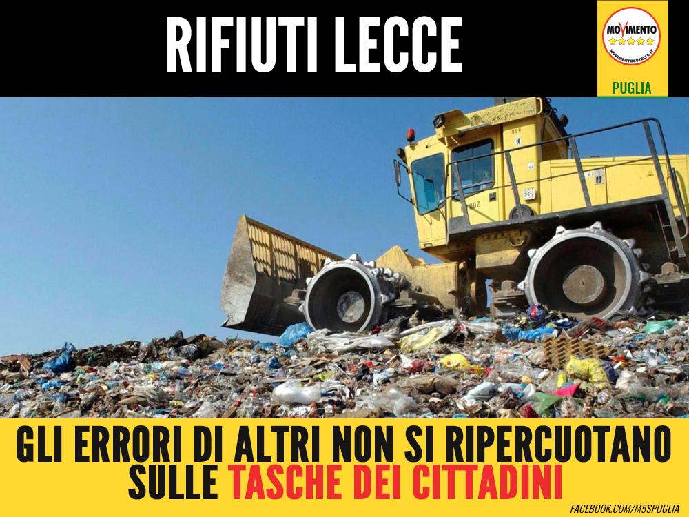 Rifiuti-Lecce