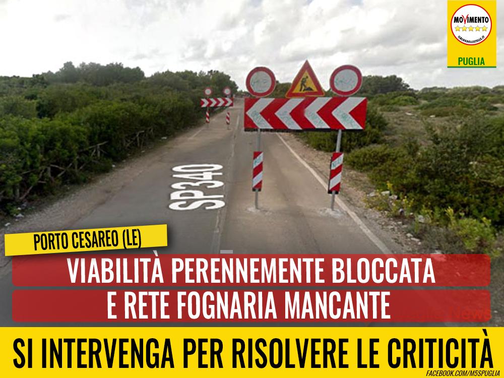 Porto Cesareo (Le). Trevisi: Intervenire per risolvere le criticità segnalate dai cittadini