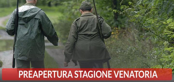 Regione Puglia Calendario Venatorio.Preapertura Stagione Venatoria Bozzetti Necessari