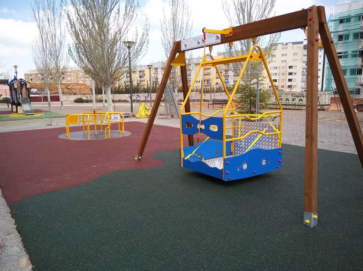 """150mila euro per le giostrine per bimbi disabili nei piccoli centri. Casili: """"Con ulteriore bando raggiunti quasi tutti i Comuni pugliesi"""""""