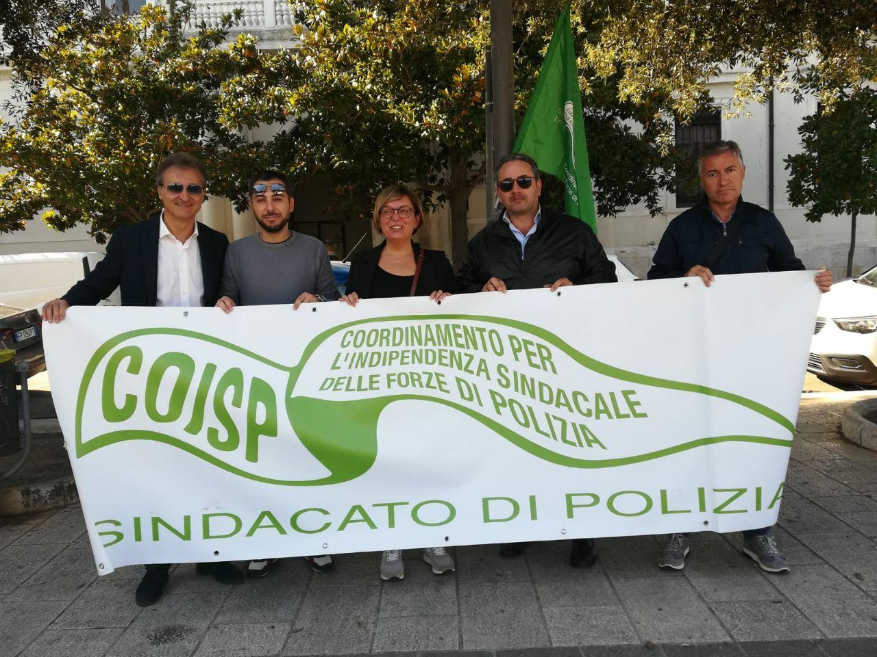 """Manifestazione del sindacato di Polizia. Bozzetti: """"Attenzione al tema sicurezza deve rimanere alta. Già impegno del Governo"""""""
