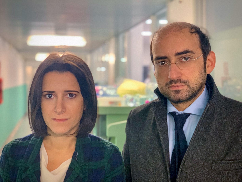 """Sopralluogo del M5S al centro cottura di Gallipoli e al Vito Fazzi di Lecce. """"Perchè non riapre la cucina interna all'ospedale?"""""""