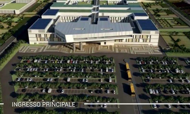 Taranto, ospedale San Cataldo. Galante: Invitalia faccia la sua parte per poter avviare i lavori. I tarantini aspettano da anni
