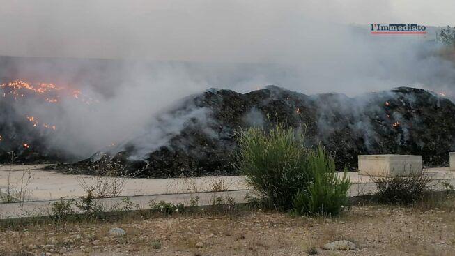 Incendio area 'Ex Enichem'. Barone: Servono interventi immediati per prevenire altre situazioni di rischio e tutelare la salute dei cittadini